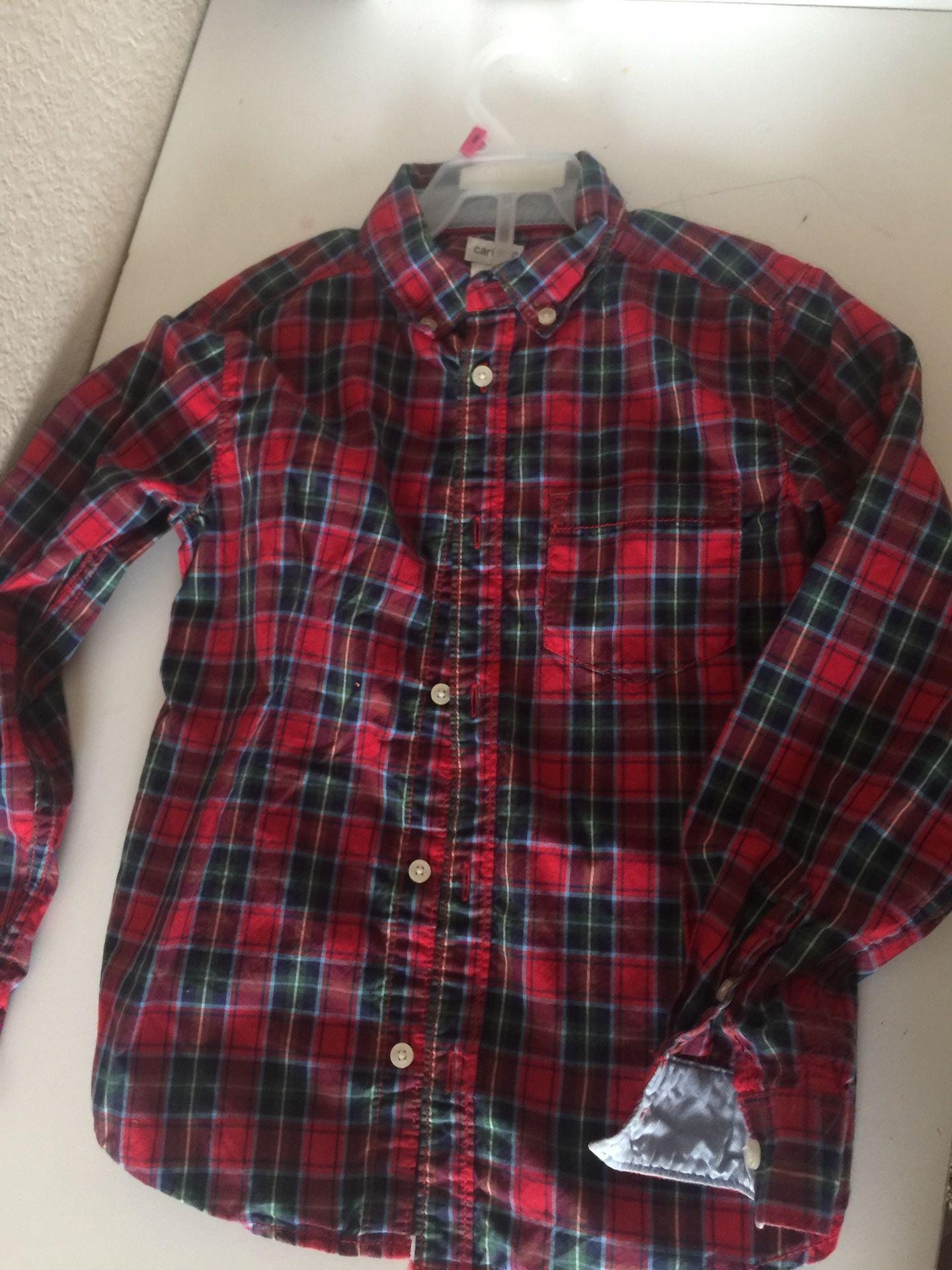 Boy T-shirt size 7