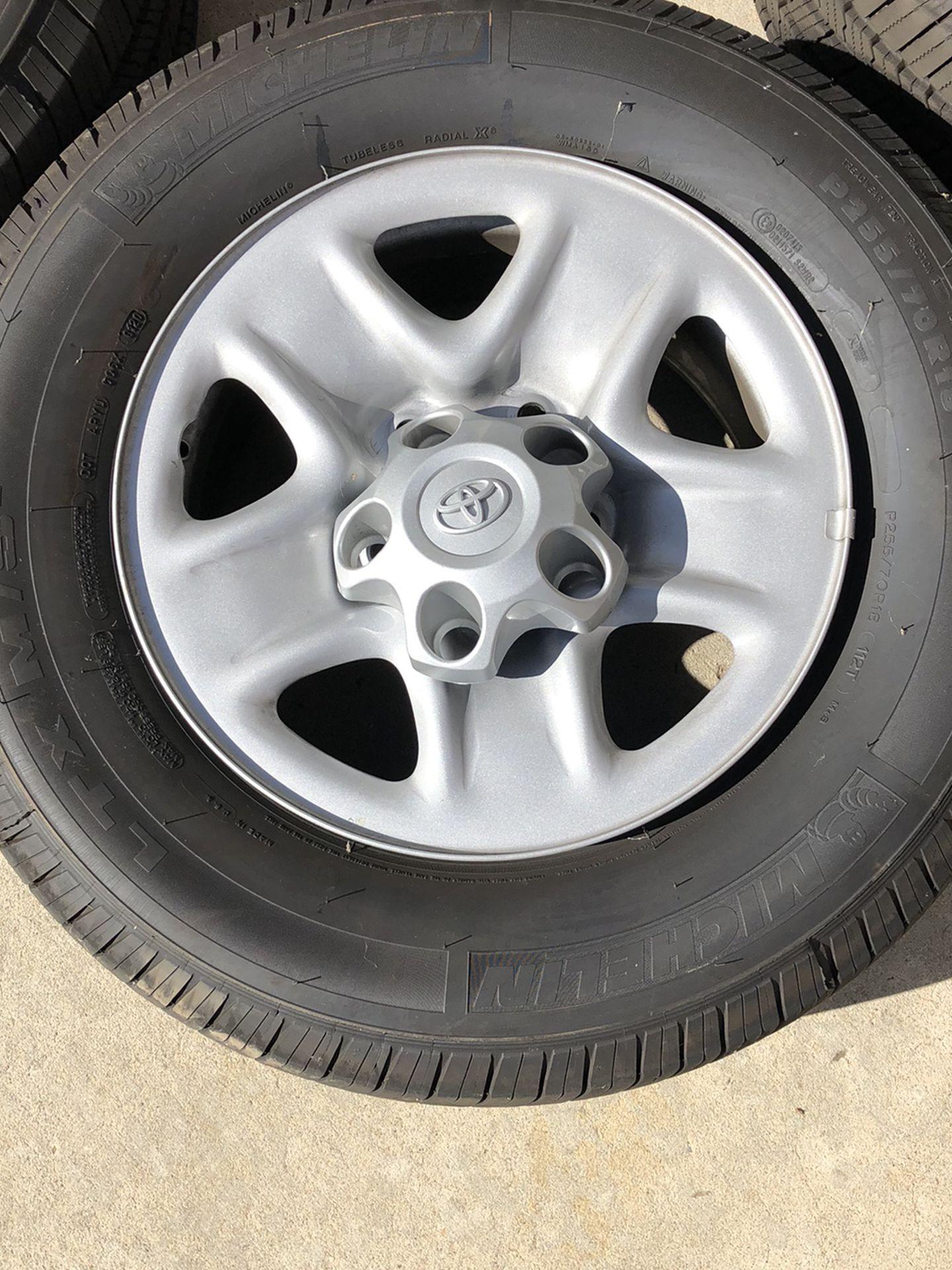 Brand New Tires & Wheels
