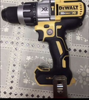 "DEWALT DCD996B 20V 20 Volt Lithium Ion Brushless 1/2"" Hammer Drill for Sale in Orlando, FL"