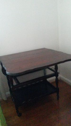 Beautiful solid wood desk or table for Sale in Silver Spring, MD