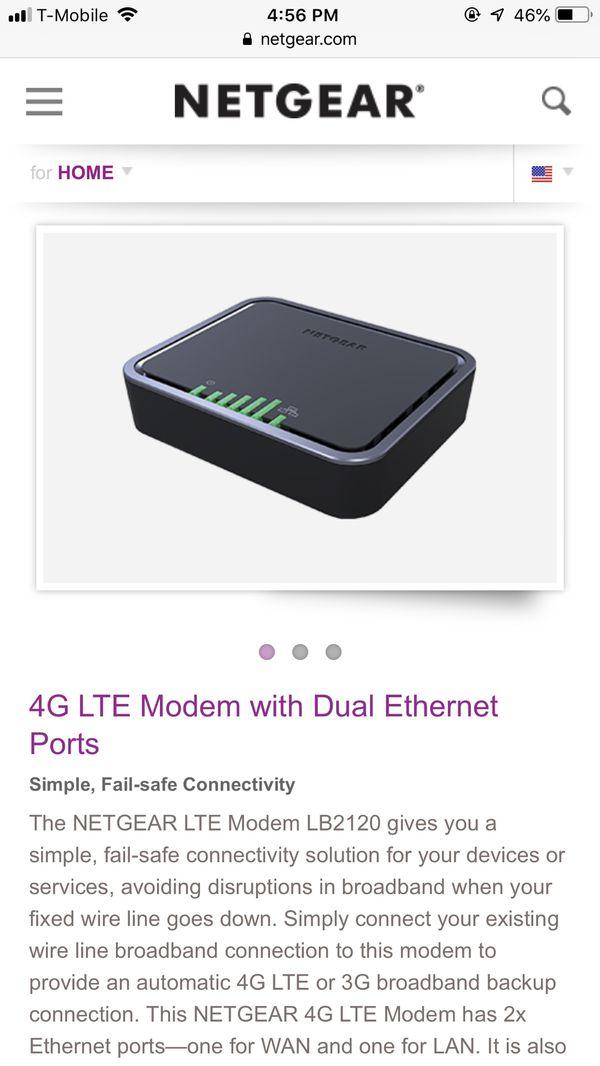 4G LTE Modem for Sale in San Mateo, CA - OfferUp