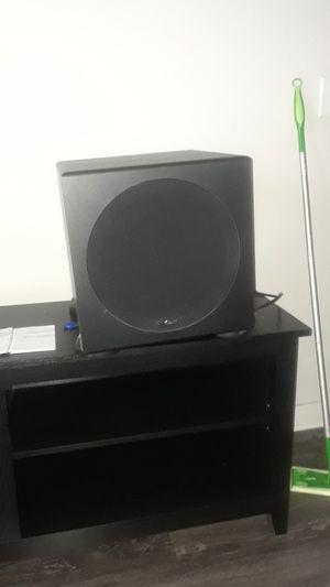 KLH AMP SPEAKER for Sale in Atlanta, GA