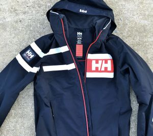Helly Hanse new only worn 2 times medium size for Sale in Oxon Hill, MD