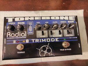Radial tonebass trimode guitar Distortion for Sale in Reston, VA