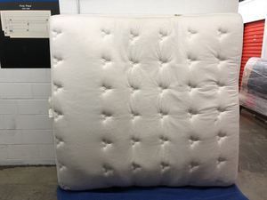 King size Simmons Beautyrest mattress with boards $150 for Sale in Gaithersburg, MD