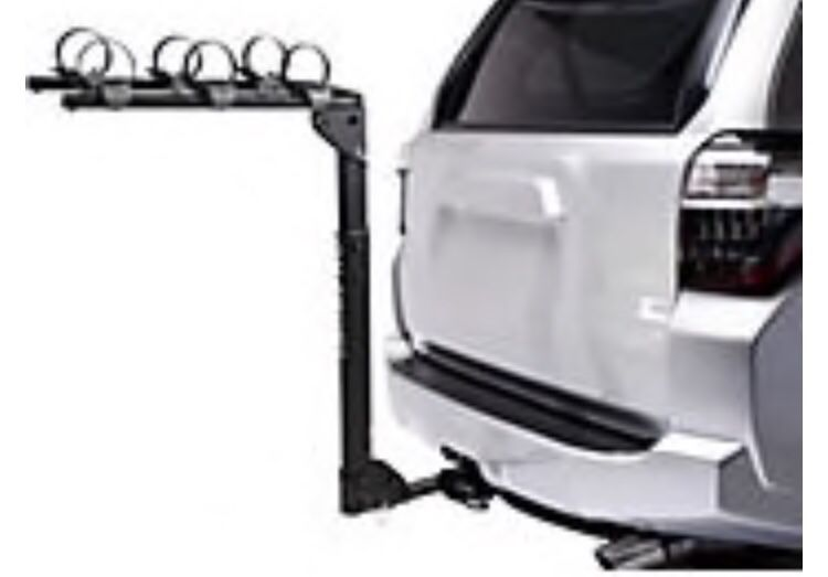 3 bike carrier for suv or van with hitch