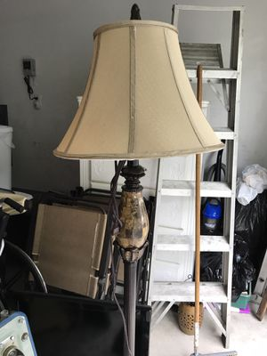 Antique lamp for Sale in Saylorsburg, PA