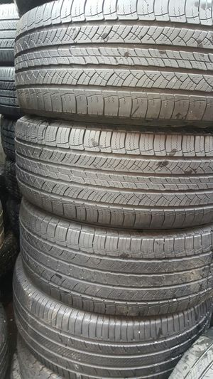 Michelin tires 265/60/18 for Sale in Washington, DC