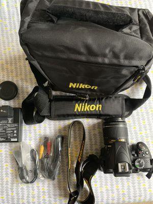 Nikon D3300 DSLR for Sale in Alexandria, VA