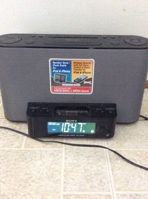 Sony Radio/Alarm for Sale in Hyattsville, MD