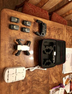DJI Spark Drone - with accessories for Sale in Silver Spring, MD