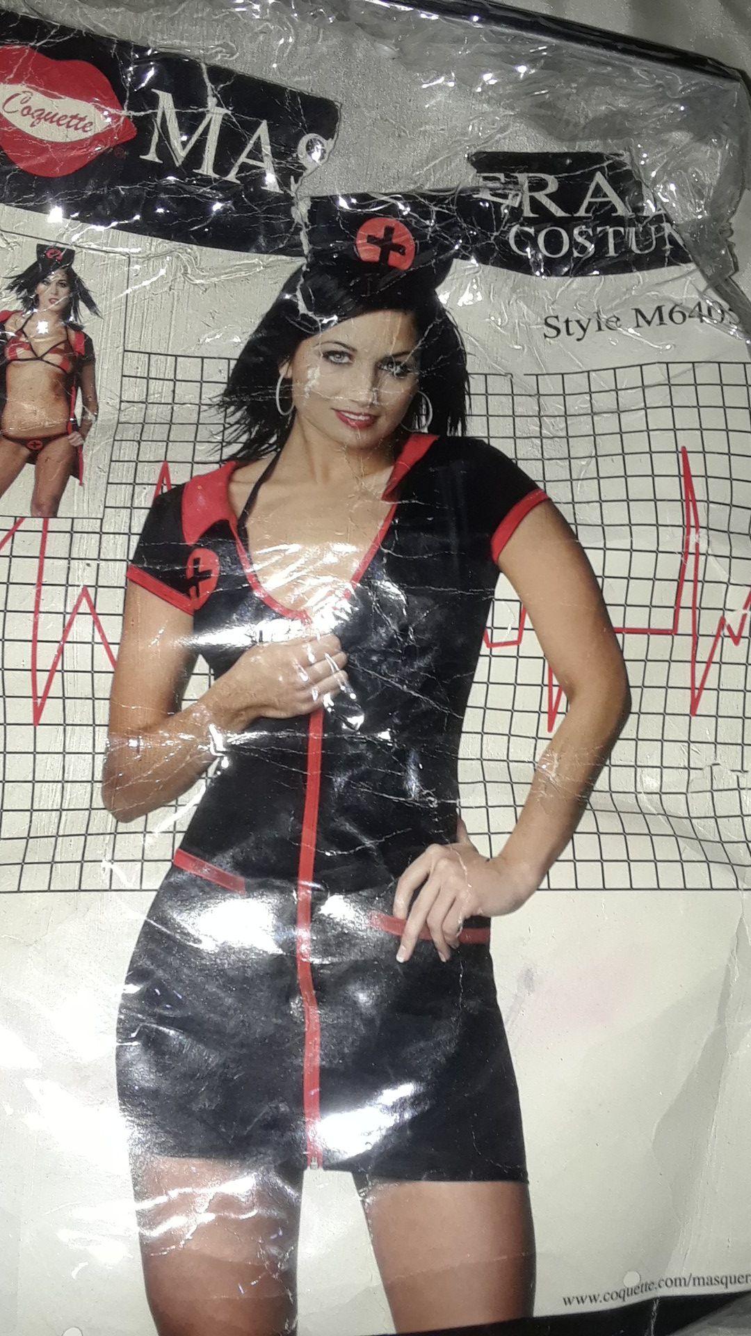 Sexy nurse costume size M/L