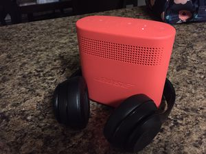 BOSE SOUNDLINK 2 and BEATS SOLO 3 for Sale in Owings Mills, MD