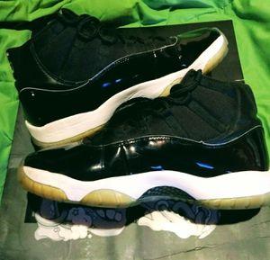 bd6d84e511e5e2 ... best price nike mens air jordans size 11. xi 11 retro space jam shoes  3d774