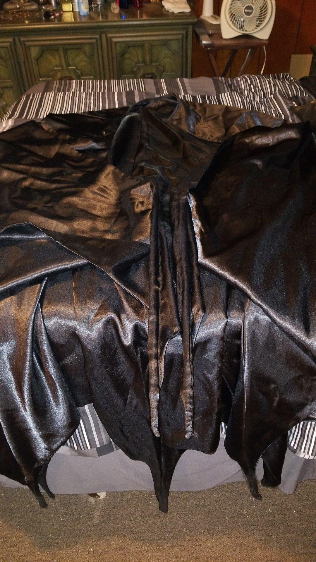 Batman's costume all latex mint condition