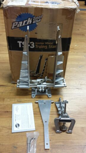 Park Tool Usa Ts 3 Truing Stand For Sale In Denver Co