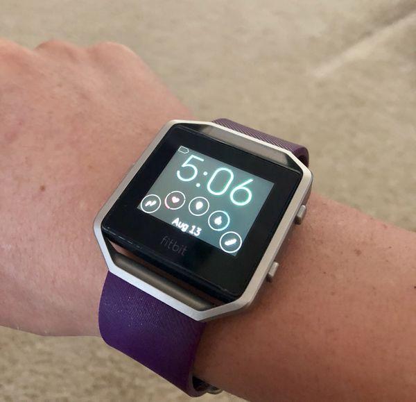 6d6efddc364ab Fitbit Blaze Smart Fitness Watch for Sale in Glendale