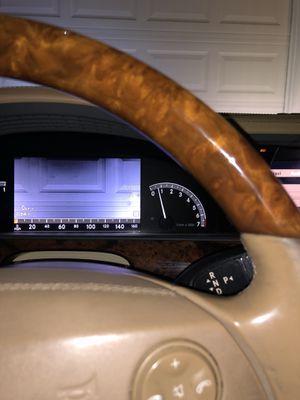 2007 S550 4Matic P3 PanoRoof BackUpCamera Night Vision for Sale in Arlington, VA