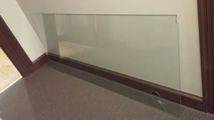 Free - Large piece of glass for Sale in Nashville, TN