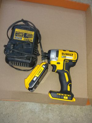 Photo New DeWalt 20 v Max impact driver$$85