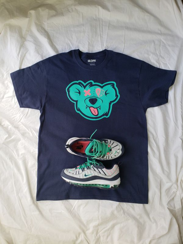 SHIRT FOR Air max 98 south beach tidal wave for Sale in Smyrna 6f7630317