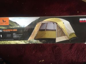 Outdoor tent for camping fit up to 6 people for Sale in Atlantic City, NJ