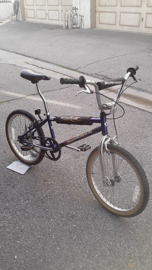 Photo Diamondback ignitor 1997 20 inch bmx bike all original 1 owner looks new 150 takes must see