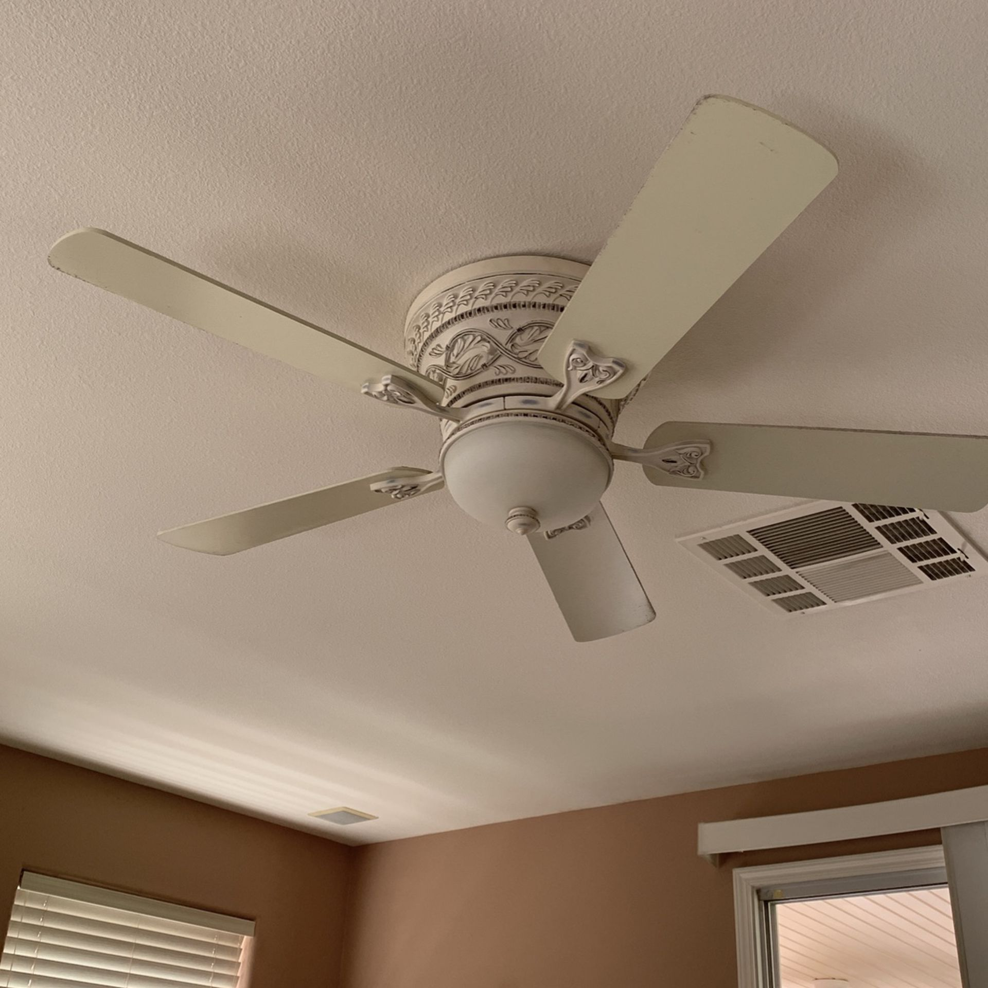 Remote Control  Classical Fan Light