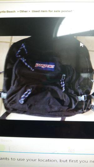 Jansport backpack for Sale in Myrtle Beach, SC