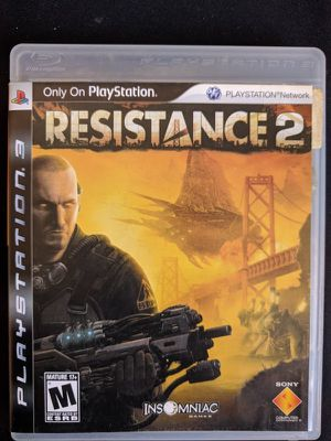 Resistance 2 PS3 for Sale in Salt Lake City, UT