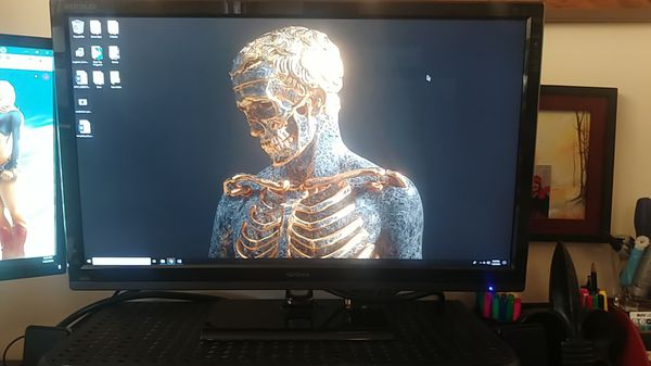 Qnix qx2710 led 1440p monitor for Sale in Port St  Lucie, FL - OfferUp