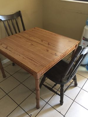New and Used Kitchen table chairs for Sale in Thomasville ...