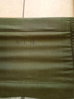 Authentic U.S. Military Medical Cot/Folding Cot WWII Vietnam  ERA Thumbnail