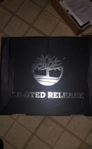 Timberland boots brand new never worn limited edition for Sale in Chicago, IL