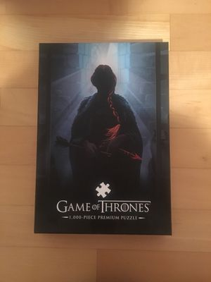 Game of Thrones 1000 piece puzzle for Sale in Pompano Beach, FL