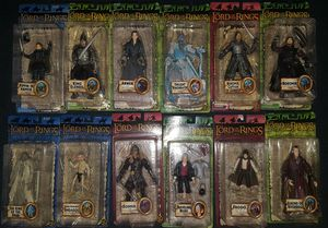 Lord of the Rings Action Figures for Sale in Frederick, MD