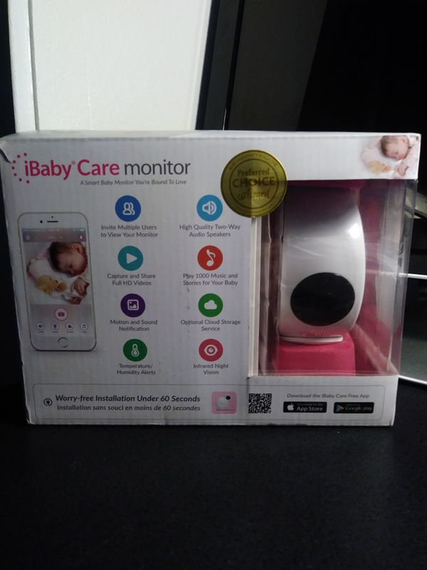 Ibaby Care Monitor Baby Kids In Temecula Ca Offerup