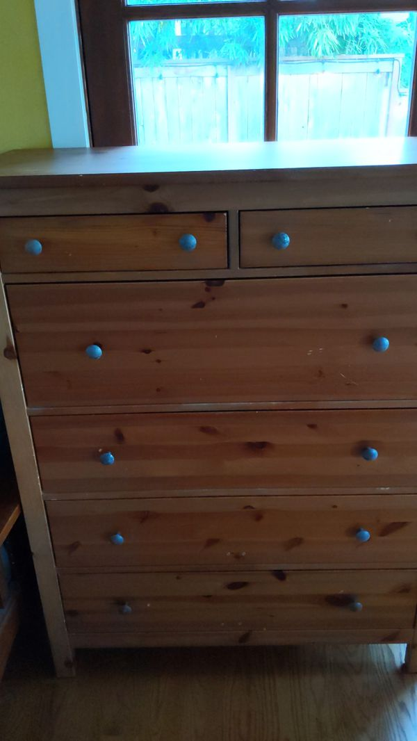 Ikea Large Pine Dresser For Sale In Seattle Wa Offerup