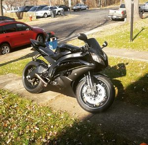 2012 Yamaha R6 4,500$ for Sale in Sterling, VA