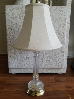 New and used lamp shades for sale in sunrise fl offerup vintage cut crystal glass gold mid mozeypictures Images