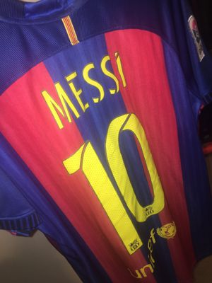 Barcelona Jersey for Sale in Annandale, VA