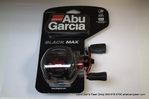 Abu Garcia BMAX3-C Max Low-Profile Baitcast Fishing Reel for Sale in Margate, FL