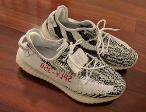 New Adidas Yeezy zebra 350 size 10 for Sale in Ashburn, VA