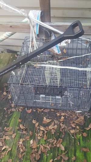 Crab trap for Sale in Gaithersburg, MD