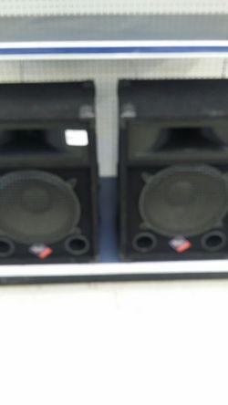 PA speakers Thumbnail