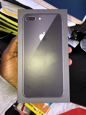 64 gb iphone 8 plus box for Sale in Bowie, MD