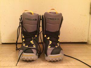 Salomon Snowboard boots for Sale in Los Angeles, CA