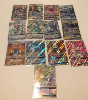 Pokémon Cards GX, Promos and more for Sale in Ashburn, VA