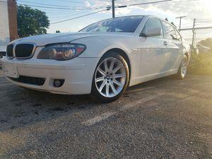 2006 BMW 750LI for Sale in Laurel, MD