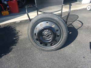 FIRESTONE T125/70R16 SPARE DONUT for Sale in Inwood, WV
